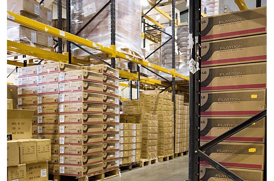 scangun (warehouse) item input